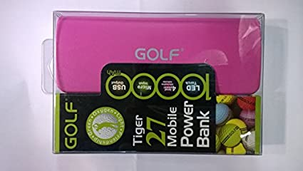 GOLF 10000mAh Power Bank
