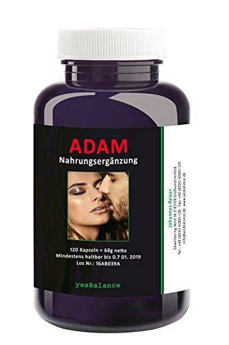adam-yesbalance-fur-den-mann-120-kapseln-mit-l-arginin-maca-granatapfel-extrakt-b-komplex-vitamine-b