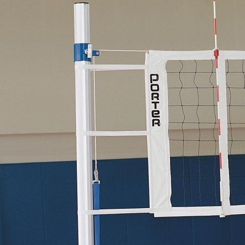 "3"" Powr-Rib II Volleyball Poles"