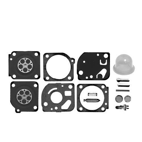 Carburetor Rebuild Overhaul Kit For Part Number 530069969, 530071442 Poulan, WeedEater, Craftsman, Husqvarna (Craftsman Carburetor Kit compare prices)