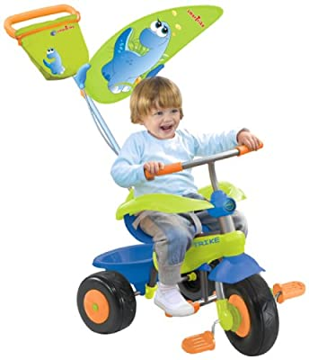 SmarTrike 3 in 1 Candy - Green/Blue