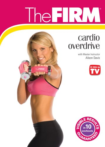 Firm: Cardio Overdrive [DVD] [Region 1] [US Import] [NTSC]