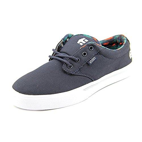 Etnies Jameson 2 Eco Skate Shoe - Mens Navy/White/Gum, 10.5