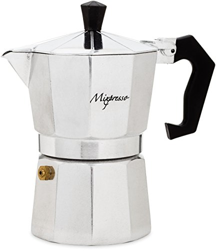 Moka Pot - Stovetop Espresso Maker - By Mixpresso Coffee