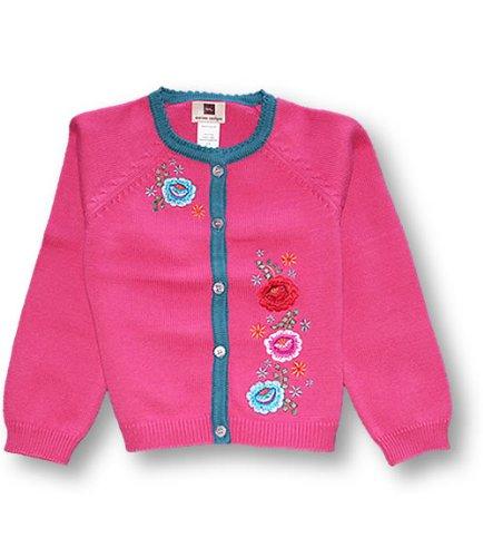 Tea Mariana Cardigan, Knitwear, Girls, 4T