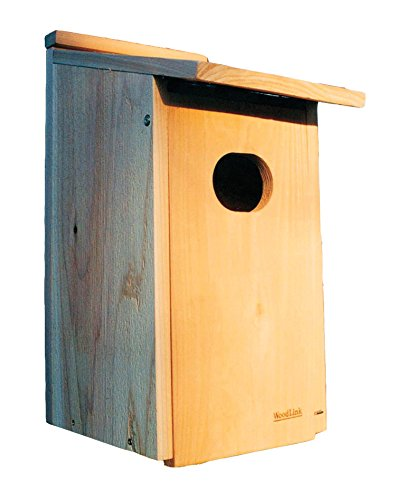 Woodlink Cedar Duck House (Duck Houses compare prices)