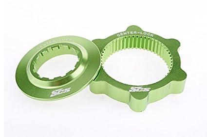 SCS-Montage-Centerlock-MTB-Bike-Disk-Brake-Rotor-Adapter/for-Shimano/1pair/46g
