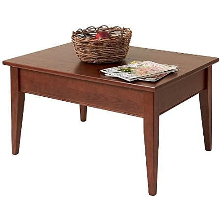 Manchester Wood Shaker Coffee Table - Chestnut