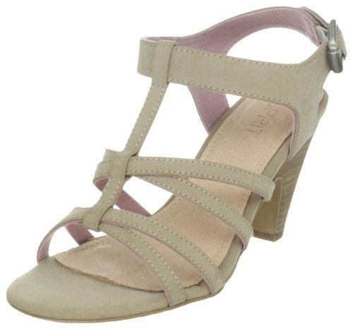 ESPRIT Womens Dione Sandal Fashion Sandals Beige Beige (beige 281) Size: 8 (42 EU)