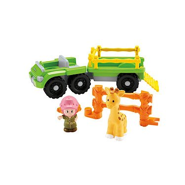 Fisher-Price Animal All-Terrain Vehicle