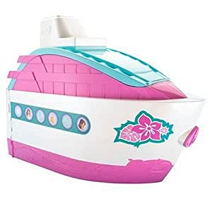 Amazon BARBIE Party Cruise Toys Amp Games