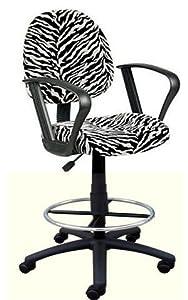 Amazon Com New Zebra Print Soft Microfiber Drafting Bar