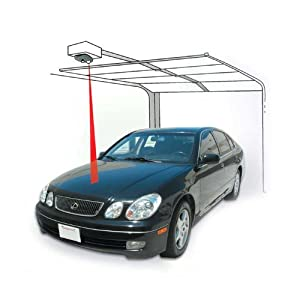 Trademark global 83 3800v garage laser parking for Garage llacer miribel