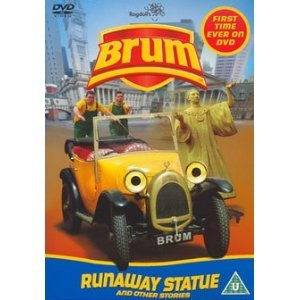 Brum Runaway Statue Dvd Amazon Co Uk Dvd Amp Blu Ray