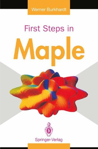 First Steps in Maple