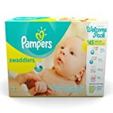 Pampers Swaddlers Newborn Mom Kit
