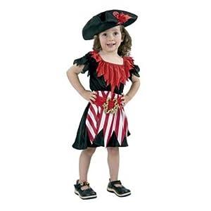 Deguisement pirate fille