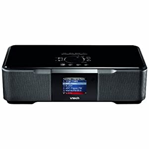 VTech IS9181 WiFi Internet Radio with Access to Online Content