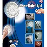 Original Brite Light Cordless Emergency LED Light With Remote Control HD Light