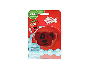 Pink Guppy Pink Guppy Kids Strawberry fragrant, Cute Dog Shaped Bathing Bar for Kids