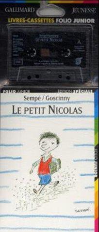 Le Petit Nicolas (1 livre + coffret de 2 cassettes)