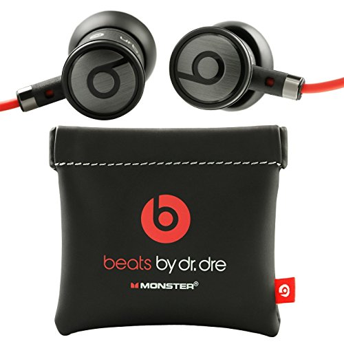 100% Original Monster Beats by dr. Dre urbeats In Ear HTC black Headset,(BULK), By SuperSocken