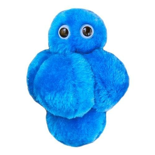 Giant Microbes Staph (Staphylococcus aureus) Plush Toy
