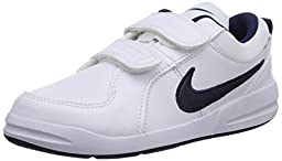 Nike Pico 4 (PSV) Youth US 12 White Sneakers