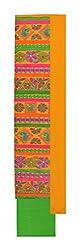 Gulmohar Women's Cotton Unstitched Dress Material (Multi-colour)
