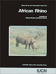 "Cover of ""African Rhino: Status Survey an..."