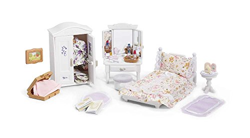 Calico-Critters-Girl-Lavender-Bedroom