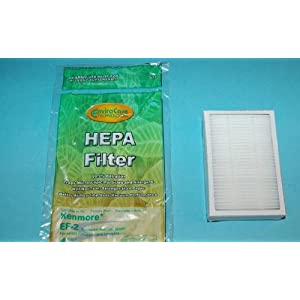 Envirocare 1 Envirocare Hepa Filter for Kenmore EF-2 or 86880, Generic 1pk. at Sears.com