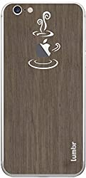 Lumbr Pure Wooden Mobile Skin Stickers for Apple iPhone 5s/SE
