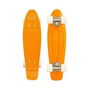 Penny Complete Skateboard (USA ORANGE WHITE 22