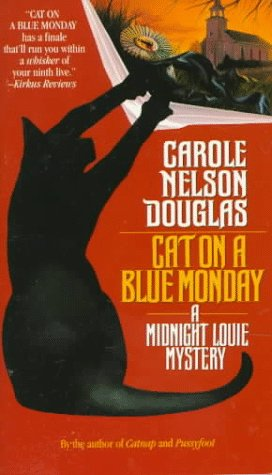 Image for Cat on a Blue Monday: A Midnight Louie Mystery (Midnight Louie Mysteries)