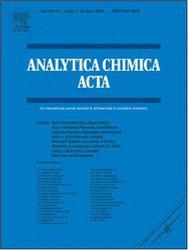 Optimisation of a pressurised liquid extraction method for haloanisoles in cork stoppers [An article from: Analytica Chimica Acta]