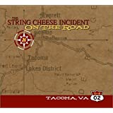 October 18 2002 Tacoma Wa: On the Road ~ String Cheese Incident