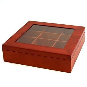 tech swiss tiebox tie box storage handcrafted