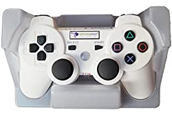 Digital Gaming World's PS3 Wireless Controller For Sony PS3 Console(White Color Limited Edition), Compatible/Generic.