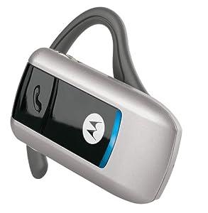 Motorola Bluetooth Headset H3 - Silver [Motorola Retail Packaging]
