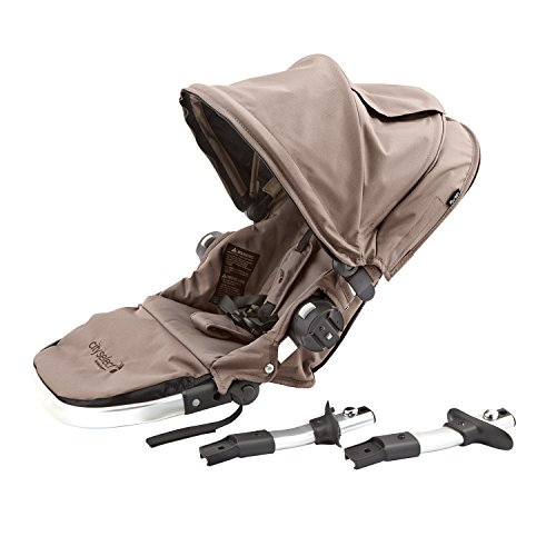 Baby Jogger City Select Silver Frame Second Seat Kit, Quartz