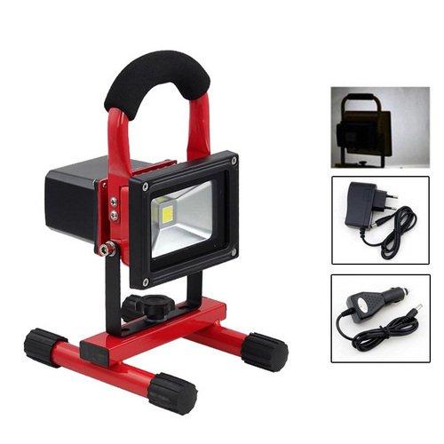 Hengda-LED-AKKU-Fluter-IP65-Arbeitslampe-Tragbar-Wasserdicht-Flutfest-Wiederaufladbar-Work-Light-Lampen-10W-Kaltwei