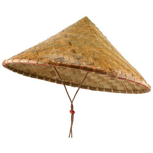 Deluxe Straw Hat-Natural
