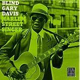 Harlem Street Singer ~ Rev. Gary Davis