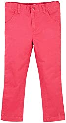 Oye Boys Casual Pant - Red (2-3Y)