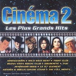 Cinema Vol 2 Les Plus Grands Hits [Import anglais]