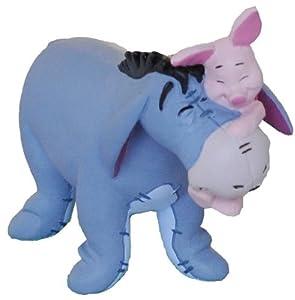 Bullyland - Winnie The Pooh Figure Eeyore with Piglet 7 cm (japan import) de JURATOYS