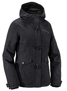 Vaude Yale V Manteau femme Noir 34