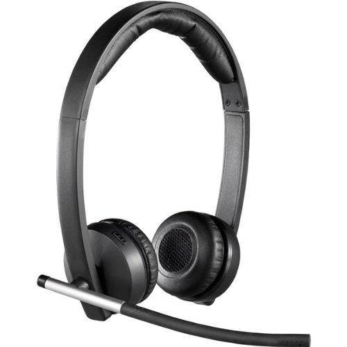 H820E Wireless Dect Binaural Enterprise Headset