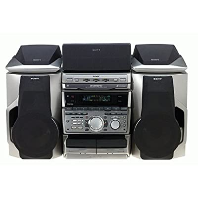 Sony MHC-RXD10AV Home Theater Compact Stereo System (Discontinued by